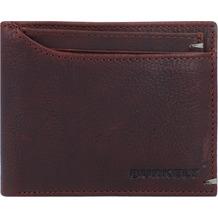 Burkely Antique Avery Geldbörse RFID Leder 11 cm brown
