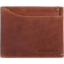 Burkely Antique Avery Geldbörse RFID Leder 11 cm cognac