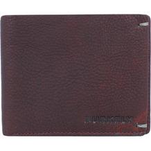 Burkely Antique Avery Geldbörse RFID Leder 12 cm brown