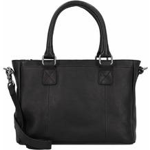 Burkely Antique Avery Handtasche Leder 33 cm black