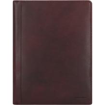 Burkely Vintage Bing Schreibmappe Leder 33 cm brown