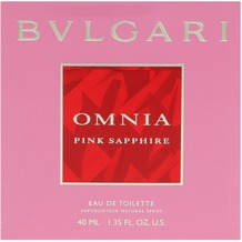 Bvlgari Omnia Pink Sapphire Edt Spray 40 ml
