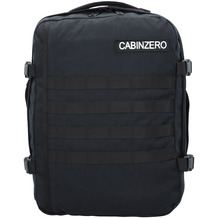 CabinZero Military 28L Cabin Backpack Rucksack 44 cm absulute black