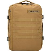 CabinZero Military 28L Cabin Backpack Rucksack 44 cm desert sand
