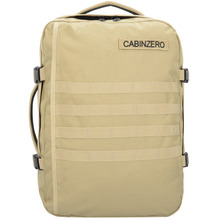 CabinZero Military 36L Cabin Backpack Rucksack 46 cm light khaki