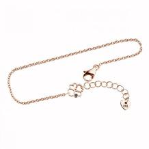 Cai Armband 925/- Sterling Silber rotvergoldet Spinell  21597