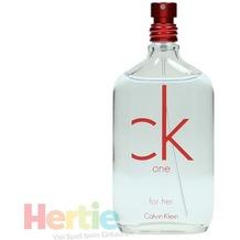 Calvin Klein One Red For Her edt spray 50 ml