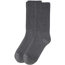 Camano Socken - super soft 08 anthrazit 2 Paar 5913 35-38