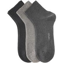 Camano Soft Quarter 49 grey mix 3 Paar 3023 35-38