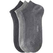 Camano Soft Sneaker 49 grey mix 3 Paar 3003 35-38