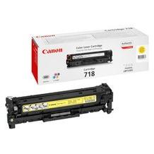 Canon Lasertoner 718 gelb 2.900 Seiten