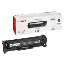 Canon Lasertoner 718 schwarz 3.400 Seiten