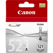Canon Tintenpatrone CLI-521GY 9ml grau