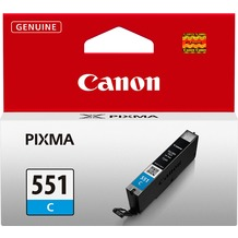 Canon Tintenpatrone CLI-551C 7ml cyan