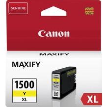 Canon Tintenpatrone PGI-1500Y XL 12ml gelb