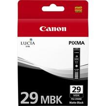 Canon Tintenpatrone PGI-29MBK schwarz matt