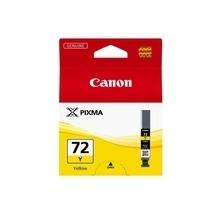 Canon Tintenpatrone PGI-72Y 14ml gelb