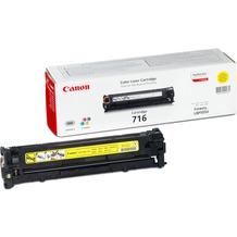 Canon Toner 716 Y Gelb (ca. 1500 Seiten)