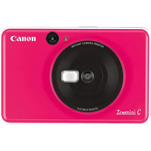 Canon Zoemini C Sofortbildkamera, bubble gum pink