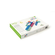Tegu Magnetisches Holzset Blossom 24 Teile