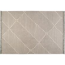 carpets&co. Teppich Irregular Fields GO-0008-02 natur 80x150