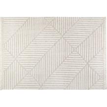 carpets&co. Teppich Irregular Fields GO-0008-04 natur 80x150