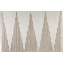 carpets&co. Teppich Smart Triangle GO-0002-04 natur 80x150