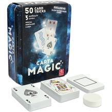 Cartamundi Zauberkarten - Carta Magic, 50 Tricks