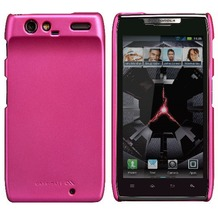 case-mate barely there für Motorola RAZR, pink