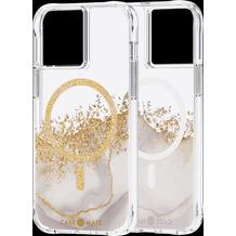 case-mate Karat Marble MagSafe Case, Apple iPhone 13 Pro Max, transparent, CM047764