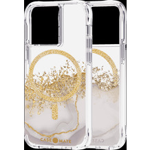 case-mate Karat Marble MagSafe Case, Apple iPhone 13 Pro, transparent, CM047772