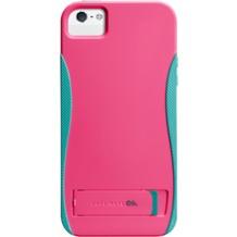case-mate Pop! für iPhone 5/5S/SE, pink-blau