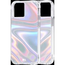 case-mate Soap Bubble Case, Apple iPhone 13 mini, transparent/schillernd, CM046816