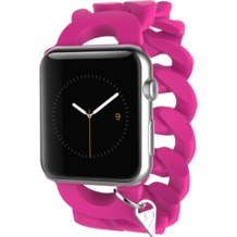 case-mate Turnlock Strap Apple Watch 38mm, Shocking Pink