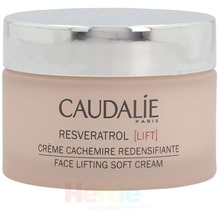 Caudalie Resveratrol Face Lifting Soft Cream - 50 ml