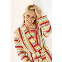 cawö Damen Bademantel Lifestyle multicolor 36