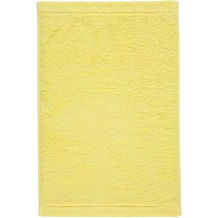 cawö Gästetuch lemon 30 x 50 cm