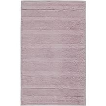 cawö Gästetuch malve 30 x 50 cm Querstreifen