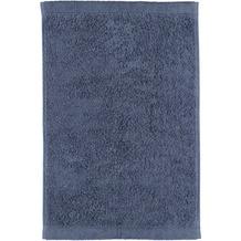 cawö Gästetuch nachtblau 30 x 50 cm
