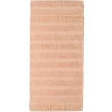 cawö Handtuch lachs 50 x 100 cm