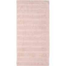 cawö Handtuch puder 50 x 100 cm gestreift