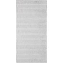 cawö Handtuch sterling 50 x 100 cm, Querstreifen