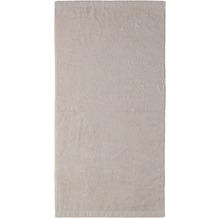 cawö Handtuch travertin 50 x 100 cm, schlicht