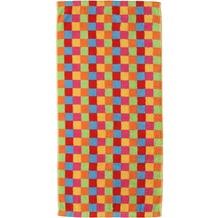 cawö Lifestyle Cubes Duschtuch multicolor 70x140 cm