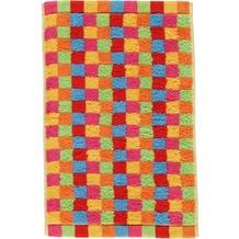 cawö Lifestyle Cubes Gästetuch multicolor 30x50 cm