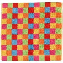 cawö Lifestyle Cubes Seiflappen multicolor 30x30 cm