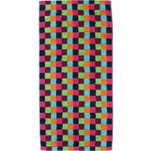 cawö Lifestyle Karo Duschtuch multicolor 70x140 cm