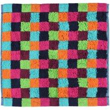 cawö Lifestyle Karo Seiflappen multicolor 30x30 cm