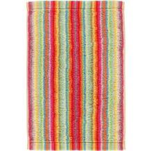 cawö Lifestyle Streifen Gästetuch multicolor 30x50 cm hell
