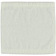 cawö Lifestyle Uni Seiflappen weiß 30x30 cm